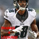 RAHEEM MOSTERT 2015 PHILADELPHIA EAGLES FOOTBALL CARD