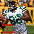JIMMIE HUNT 2015 GREEN BAY PACKERS FOOTBALL CARD