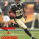 MARCUS MURPHY 2015 NEW ORLEANS SAINTS FOOTBALL CARD