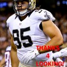 TYELER DAVISON 2015 NEW ORLEANS SAINTS FOOTBALL CARD