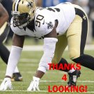 TAVARIS BARNES 2015 NEW ORLEANS SAINTS FOOTBALL CARD