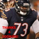 TAYO FABULUJE 2015 CHICAGO BEARS FOOTBALL CARD