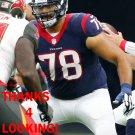 ODAY ABOUSHI 2015 HOUSTON TEXANS FOOTBALL CARD