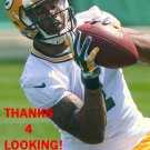 ADRIAN COXSON 2015 GREEN BAY PACKERS FOOTBALL CARD
