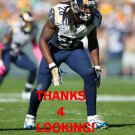 MARK BARRON 2015 ST. LOUIS RAMS FOOTBALL CARD