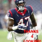 LYNDEN TRAIL 2015 HOUSTON TEXANS FOOTBALL CARD