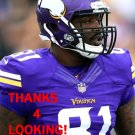 BRANDON BOSTICK 2015 MINNESOTA VIKINGS FOOTBALL CARD