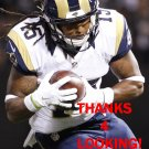 BRADLEY MARQUEZ 2015 ST. LOUIS RAMS FOOTBALL CARD