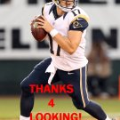 CASE KEENUM 2015 ST. LOUIS RAMS FOOTBALL CARD