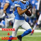 T.J. JONES 2015 DETROIT LIONS FOOTBALL CARD