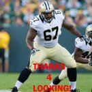 NICK BECTON 2015 NEW ORLEANS SAINTS FOOTBALL CARD