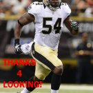 JO-LONN DUNBAR 2015 NEW ORLEANS SAINTS FOOTBALL CARD