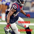 KURTIS DRUMMOND 2015 HOUSTON TEXANS FOOTBALL CARD