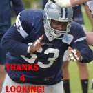 CASEY WALKER 2015 DALLAS COWBOYS FOOTBALL CARD