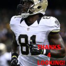ORSON CHARLES 2015 NEW ORLEANS SAINTS FOOTBALL CARD