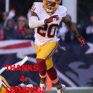 JERON JOHNSON 2015 WASHINGTON REDSKINS FOOTBALL CARD