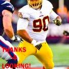 STEPHEN PAEA 2015 WASHINGTON REDSKINS FOOTBALL CARD