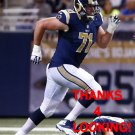 GARRETT REYNOLDS 2015 ST. LOUIS RAMS FOOTBALL CARD