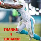 NEVILLE HEWITT 2015 MIAMI DOLPHINS FOOTBALL CARD