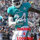 BRICE McCAIN 2015 MIAMI DOLPHINS FOOTBALL CARD