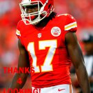 CHRIS CONLEY 2015 KANSAS CITY CHIEFS FOOTBALL CARD
