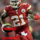SEAN SMITH 2015 KANSAS CITY CHIEFS FOOTBALL CARD