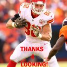 BRIAN PARKER 2015 KANSAS CITY CHIEFS FOOTBALL CARD