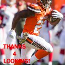 DUKE JOHNSON 2015 CLEVELAND BROWNS FOOTBALL CARD