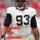 KEVIN WILLIAMS 2015 NEW ORLEANS SAINTS FOOTBALL CARD