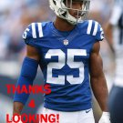 JALIL BROWN 2015 INDIANAPOLIS COLTS FOOTBALL CARD