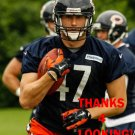 BRIAN VOGLER 2015 CHICAGO BEARS FOOTBALL CARD