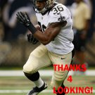 JOE BANYARD 2012 NEW ORLEANS SAINTS FOOTBALL CARD