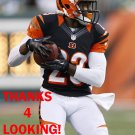 TERENCE NEWMAN 2014 CINCINNATI BENGALS FOOTBALL CARD