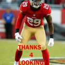 JAQUISKI TARTT 2015 SAN FRANCISCO 49ERS FOOTBALL CARD