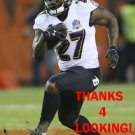 TERRANCE WEST 2015 BALTIMORE RAVENS FOOTBALL CARD