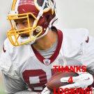MARCEL JENSEN 2015 WASHINGTON REDSKINS FOOTBALL CARD