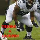 JOSH ANDREWS 2014 PHILADELPHIA EAGLES FOOTBALL CARD