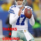 KELLEN MOORE 2015 DALLAS COWBOYS FOOTBALL CARD