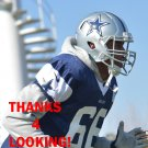MIKE McADOO 2015 DALLAS COWBOYS FOOTBALL CARD