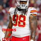 NICK WILLIAMS 2015 KANSAS CITY CHIEFS FOOTBALL CARD