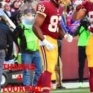 ALEX SMITH 2015 WASHINGTON REDSKINS FOOTBALL CARD