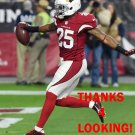 JERRAUD POWERS 2013 ARIZONA CARDINALS FOOTBALL CARD