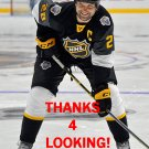 JOHN SCOTT 2016 NHL ALL STAR MVP HOCKEY CARD