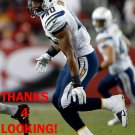 CHI CHI ARIGUZO 2015 SAN DIEGO CHARGERS FOOTBALL CARD
