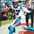 ROBERT McCLAIN 2015 CAROLINA PANTHERS FOOTBALL CARD