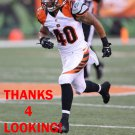 DERRON SMITH 2015 CINCINNATI BENGALS FOOTBALL CARD