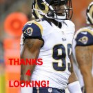 GERALD RIVERS 2013 ST. LOUIS RAMS FOOTBALL CARD