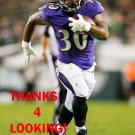 TERRENCE MAGEE 2015 BALTIMORE RAVENS FOOTBALL CARD