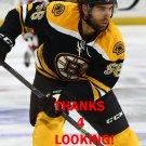 TOMMY CROSS 2015-16 BOSTON BRUINS HOCKEY CARD