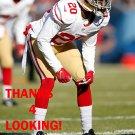 KENNETH ACKER 2015 SAN FRANCISCO 49ERS FOOTBALL CARD